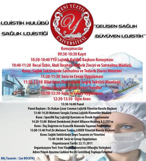 Sağlık Lojistiği Konferansı