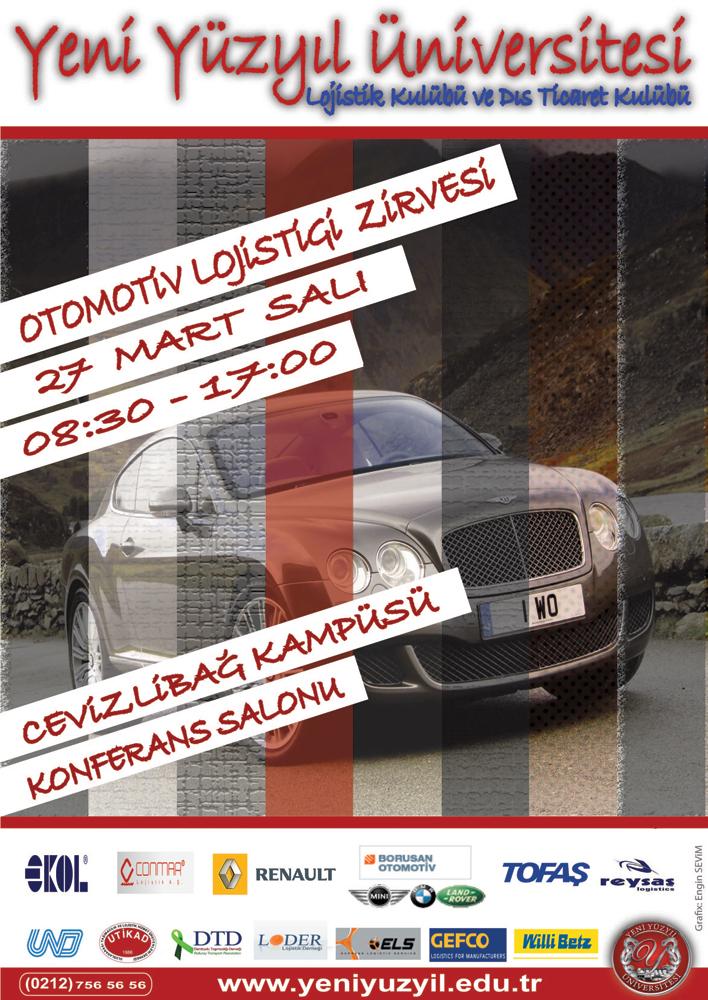 Otomotiv Lojistiği Zirvesi
