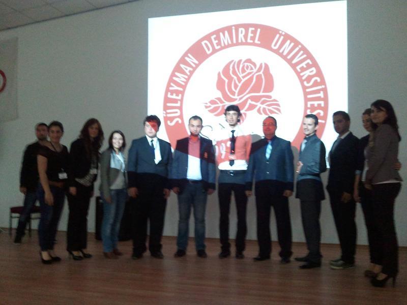 Süleyman Demirel Üniversitesi 1. Lojistik Günleri