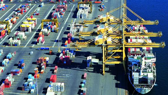 Türkiye'de Konteyner Taşımacılığı