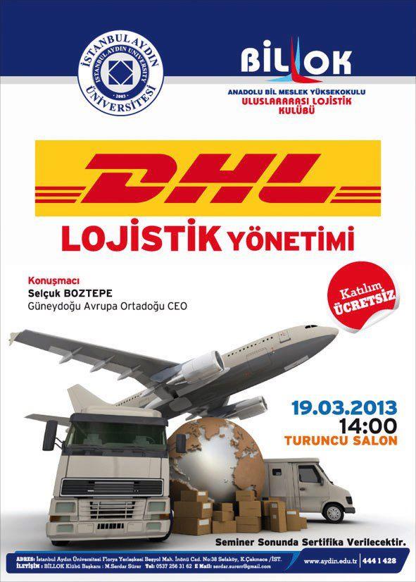 Lojistik Yönetimi Konferansı