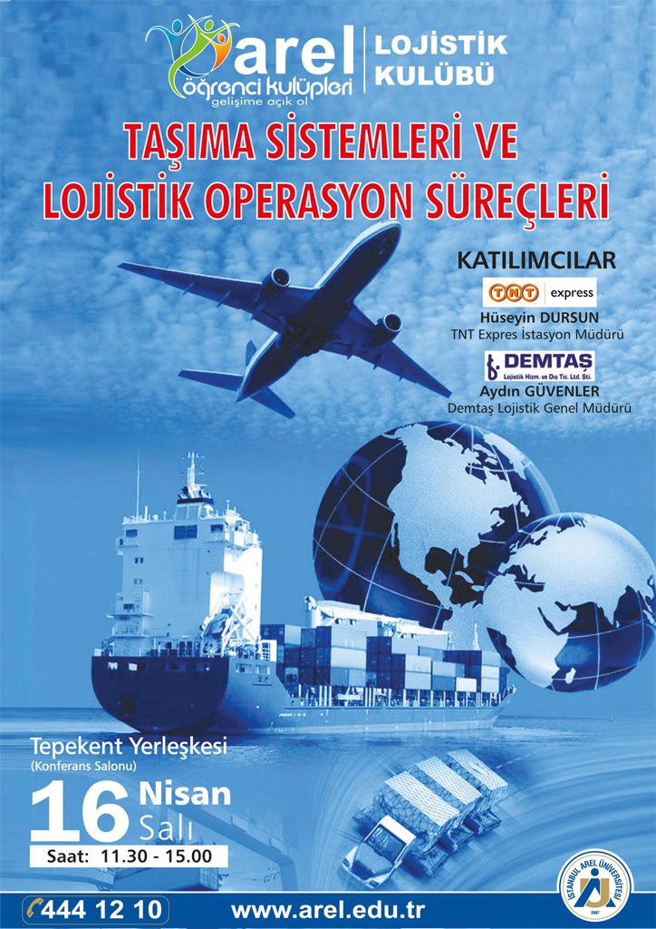 Taşıma Sistemleri ve Lojistik Operasyon Süreçleri