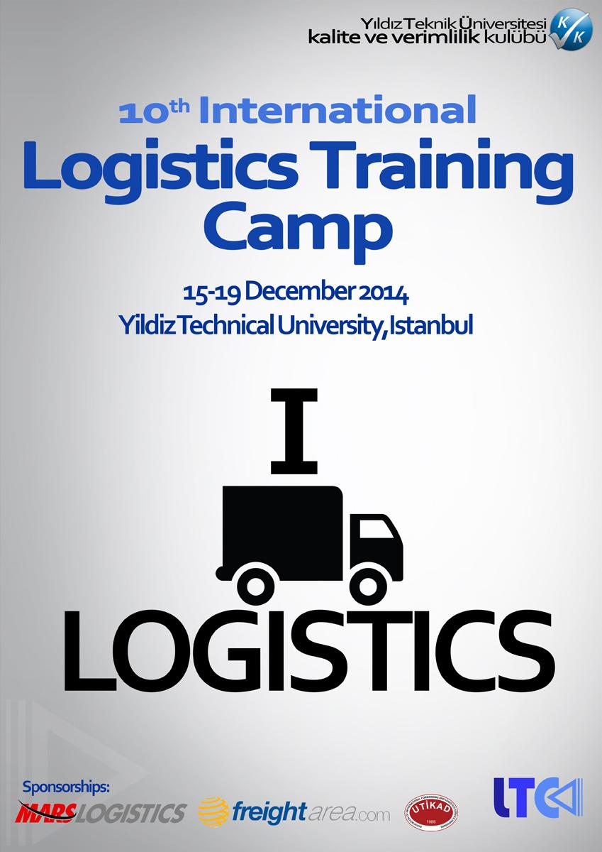 10. Uluslararası Lojistik Eğitim Kampı