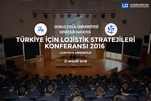 Lojistik Stratejileri Konferansı 2016