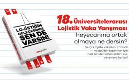 18. Üniversitelerarası Lojistik Vaka Yarışması 2021